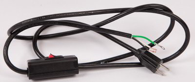 Nemco 46368 Cord Set w/ Switch For Models 6004-4, 6015, 6016, 6055A, 6055A-C, 6055A-CW