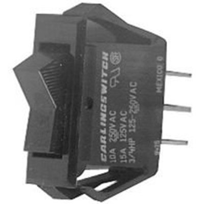 Nemco 47231 Rocker Switch For Models 6301, 6457, 8010, 8010V, 8018, 8018-BW, 8018-SLT, 8036