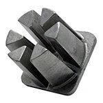 Nemco 55442 6-Section Wedge Push Block For Easy FryKutter