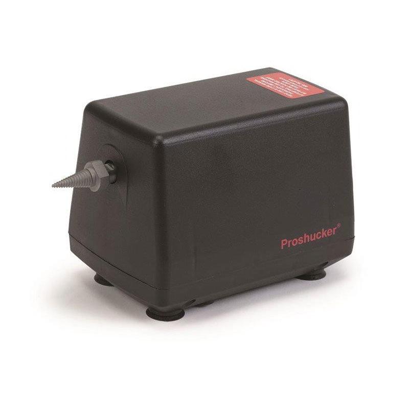 Nemco 55900 Power Shell Separator Shucker w/ 3-Auger Bits & 8-Oysters Per Minute, 120/1V