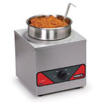 Nemco 6110A 4-qt Countertop Warmer w/ Single Well Adjustable Thermostat 6-ft Cord 120V