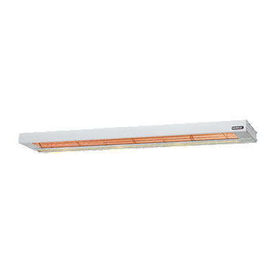 Nemco 6155-72-SL Single Bar Heater w/ Infrared Heating Element - Remote-Controlled, 120v