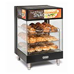 "Nemco 6425 Countertop Snack Merchandiser - 3-Tier, 19"" Angled Square Shelves 120v"