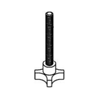 Nemco 68655 Heat Lamp Tightening Screw Assembly For Freestanding Infrared Bulb Warmer