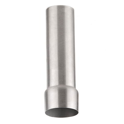 "Nemco 77327 4.5"" Overflow Tube for 77316-19 Dipper Well, Stainless"