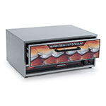 "Nemco 8027-BW-220 Moist Heat Bun Food Warmer w/ 24-Bun Capacity & 23x17.5"", 220/1V, 2-amps"
