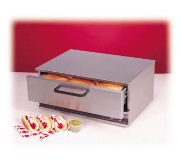 Nemco 8045N-BW Moist Heat Bun Warmer w/ 32-Bun Capacity For 8045N Series, 120/1 V