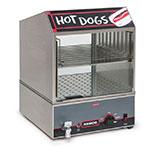 Nemco 8300 Hot Dog Steamer w/ Bun Warmer, 120/1 V