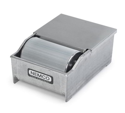 "Nemco 8150-RS1 Butter Spreader w/ 4"" Wheeler & 1-lb Liquid Butter Capacity, 1151V, 0.2-amps"