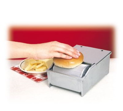 Nemco 8150-RS 4-in Roll A Grill Butter Spreade Restaurant Supply