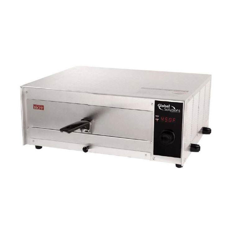 Nemco GS1005 Global Solutions Countertop Pizza Oven - Single Deck, 120v