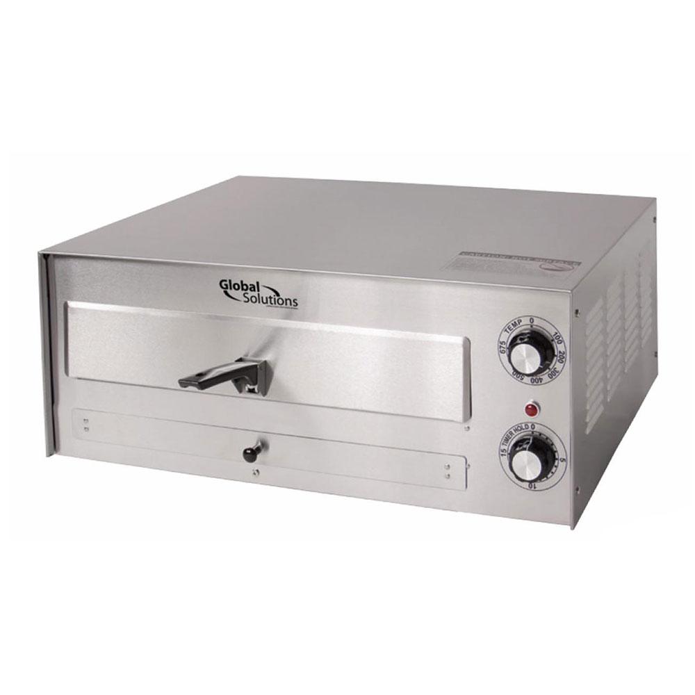 Nemco GS1010 Global Solutions Countertop Pizza Oven - Single Deck, 120v