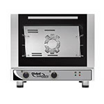Nemco GS1105-17 Global Solutions Half Size Electric Convection Oven - 120v