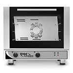 Nemco GS1105-28 Global Solutions Half Size Electric Convection Oven - 208-240v/1ph