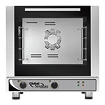 Nemco GS1110-17 Global Solutions Half Size Electric Convection Oven - 120v