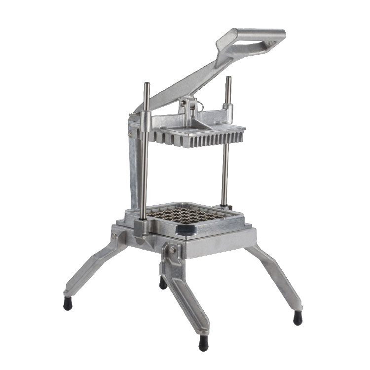 "Nemco GS4200 Global Solutions Lettuce Chopper w/ 1"" Square Cuts, Aluminum"
