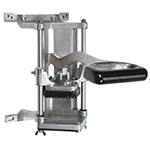 "Nemco GS4450-A Global Solutions Wall-Mount Vegetable Chopper w/ 1/4"" Cut, Aluminum"