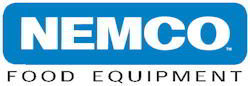 Nemco 56424-1T Double Tier Chop Blade & Holder Assembly, .25-in