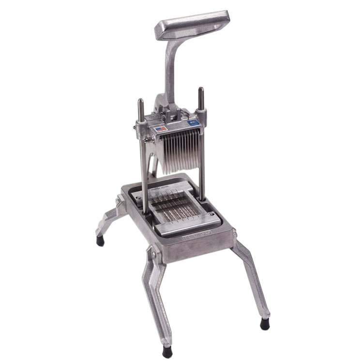 "Nemco 56750-2 Onion Slicer II w/ .25"" Slice, 4"" Round Onion Capacity & Blade Assembly"