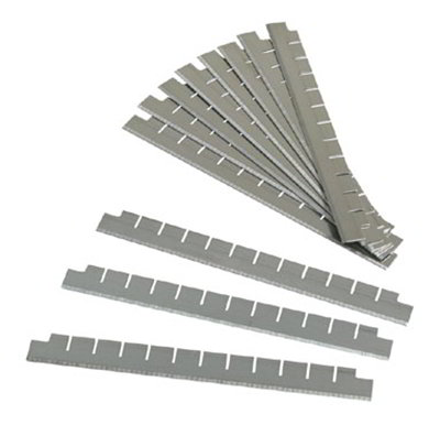 Nemco 436-2 .38-in Blade Kit For Nemco Easy Chopper & Lincoln Redco Insta Dice, 16-Set