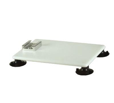 Nemco 55816 Portable Base For Easy Slicers & Easy Shredders, Aluminum Mount