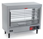 "Nemco 6461 Heated Display Case w/ Sliding Doors, 3-Shelves & 23.75x28.13x13.06"", 5.8-amp"