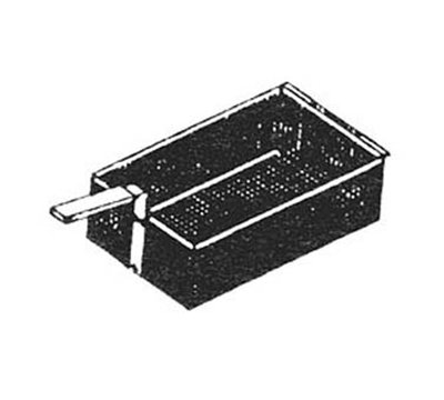 "Nemco 66786 Bulk Basket for 6703-240 Fryer & 13x7.63x3.75"", Stainless"