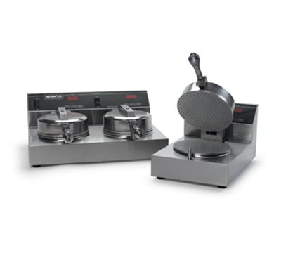"Nemco 7030-2 Dual Cone Baker w/ 7"" Fixed Grid & Digital Control, 120/1V, 14.8-amps, Stainless"
