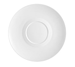 CAC FP-12-W 12-oz Festiware Fry Pan Server - Ceramic, American White