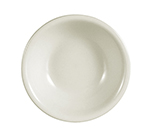 CAC REC-32 American White Rolled Edge Fruit Dish, REC, Round