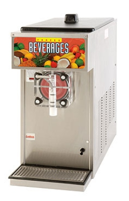 Grindmaster - Cecilware 3511 Single Flavor Frozen Drink Machine, 1.5-Gallon, Lighted Sign