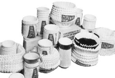 Cecilware 412 Tossaway Coffee / Tea Satellite Brewer Filter