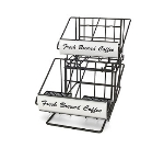 Grindmaster - Cecilware 70665 Airpot Rack, (2) 2-Pot Wide Racks & (1) 2-Pot Riser, Holds (4) 2.2 L Airpots