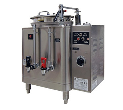 Grindmaster - Cecilware 74110(E) 120208 Single Automatic AMW Coffee Urn, 10 gal. Capacity, 120/208 Volt