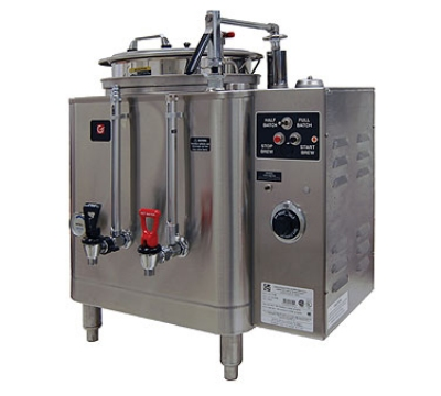 Grindmaster - Cecilware 7413(E) 208240 Single Automatic AMW Coffee Urn 3 gal. Capacity, 208/240 Volt