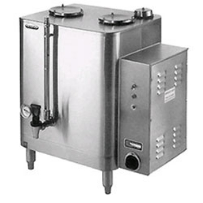 Grindmaster - Cecilware 850(E) 2401 Automatic Refill Heavy Duty 50-gal Water Boiler w/ Dial Thermometer 120/240/1 V