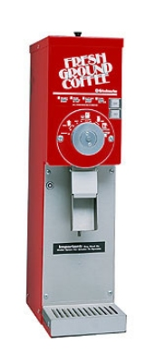 Grindmaster - Cecilware 875S/RED 3 lbs Heavy-Duty Manual Coffee Grinder, Auto Stop, Red