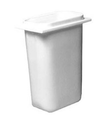 Cecilware A2002 3-1/2 qt Dispenser Jar, 200JB, White Propylene