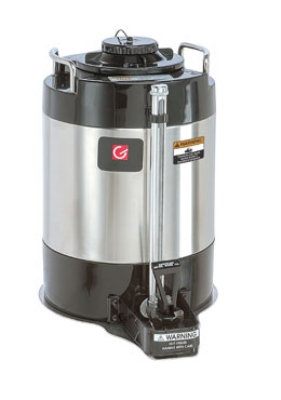 Grindmaster - Cecilware AVS-1.5A Insulated Vacuum Shuttle, 1.5 gal Capacity, for VS Brewers