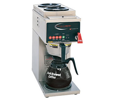 Grindmaster - Cecilware B-3 120208 Automatic Coffee Brewer, 2-Upper/1-Lower Warmers, 120/208 V