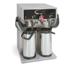 Grindmaster - Cecilware B-DAP 120208 Automatic Airpot Coffee Brewer, (2) 2.2-Liter Brew, 120/208 V