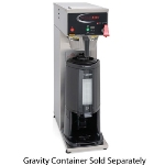 Grindmaster - Cecilware B-SGP 2401 Automatic Dual 2.5-L Fresh Single Coffee Brewer for Thermal Server 120/240/1 V