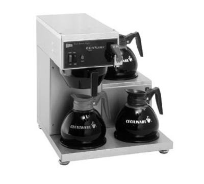 cecilware C2003RG-BL Century 2000 Series Coffee Brewer Restaurant Supply