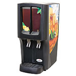 Grindmaster - Cecilware C-2S-16 (2) 2.4 gal. Capacity Crathco Mini-Duo Cold Beverage Dispenser