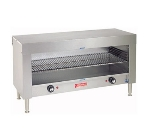 "Grindmaster - Cecilware CM36M 36"" Metal Element Electric Cheese Melter, 208-240/1v"