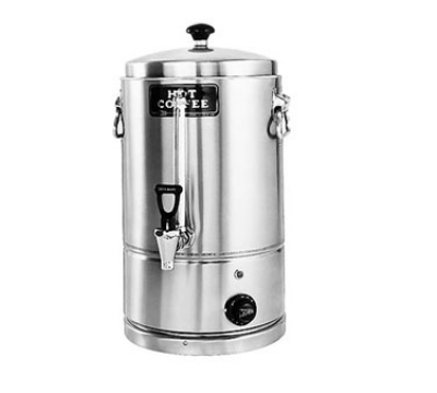 Grindmaster - Cecilware CS115 5-Gallon Portable Hot Water Boiler, Stainless
