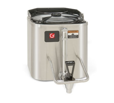 Grindmaster - Cecilware CS-LL 1.5-Gallon Coffee Shuttle, Locking Lid & Easy Grip Handle
