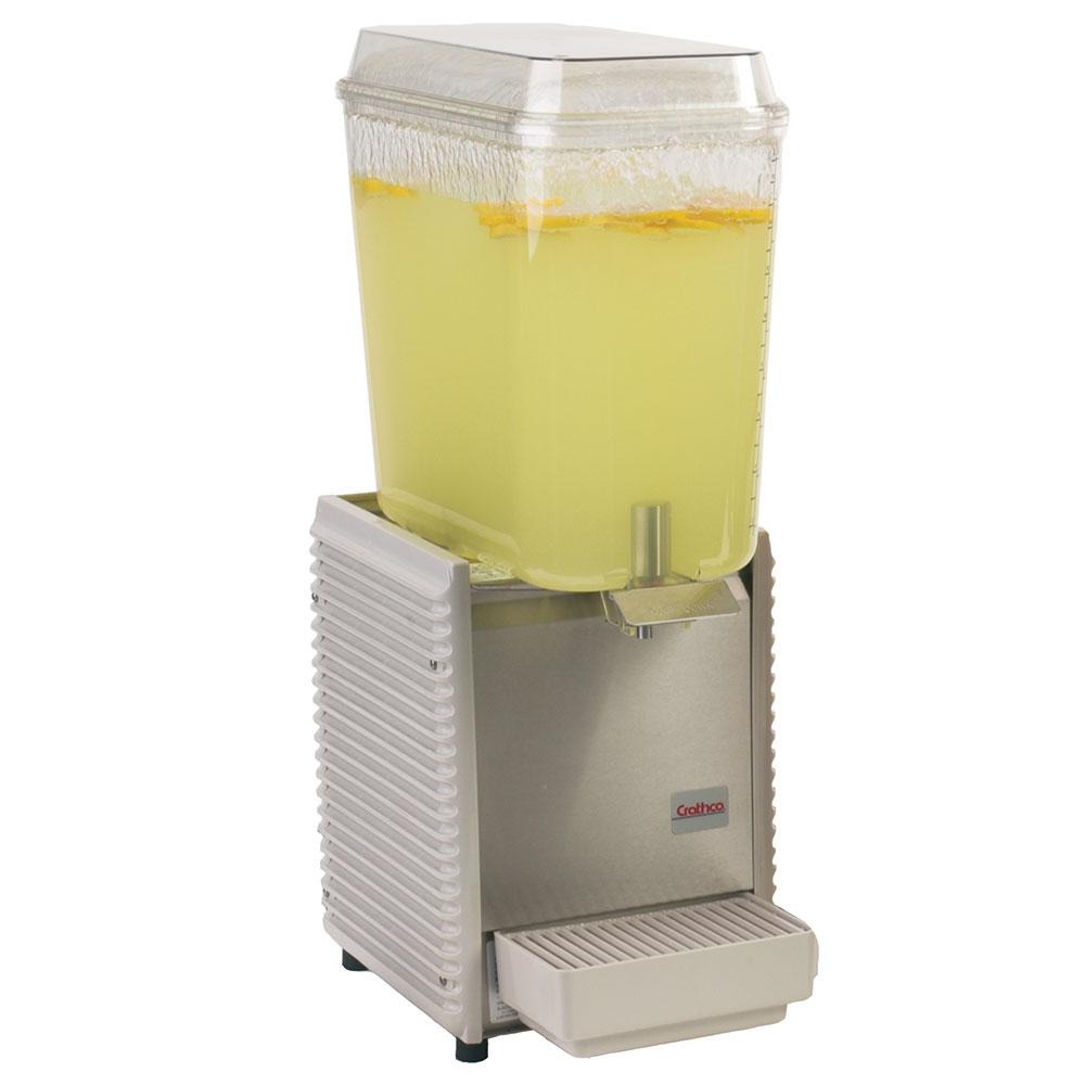 Grindmaster - Cecilware D154 Pre-Mix Cold Beverage Dispenser w/ 5-Gallon Capacity, 10.125-in