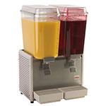Grindmaster - Cecilware D25-4 Crathco Classic Bubblers Premix Beverage Dispenser, 2 Bowls, 120V