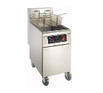 Cecilware EFS65-540920 Electric Fryer - (1) 65-lb Vat, Floor Model, 208v/3ph
